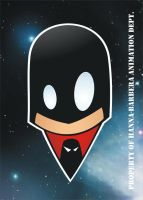 Heads Up Space Ghost by HeadsUpStudios
