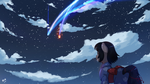 [Crossover]Shooting Star from Kimi no nawa by tikrs007