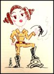 Sassy Leia 2 by MrReese-Mysteries