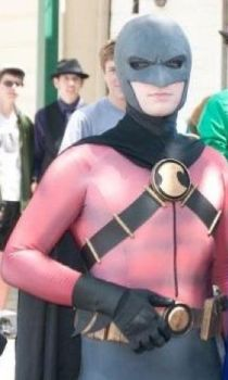 Red Robin Modified Cowl by TimDrakeRobin