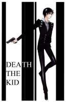 Death the Kid by bluexapple