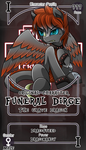[Commission] Funeral Dirge by vavacung
