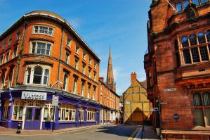High Street, Coventry by AlanSmithers