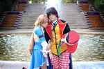 Lamperouge siblings - Code Geass in Wonderland by Carlos-Sakata