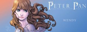 Peter Pan: The Graphic Novel - Wendy by RenaeDeLiz