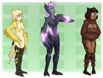 Original- Monster girl adoptables auction (open) by TODODeygulash