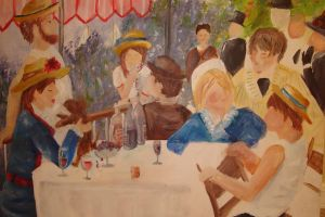 Renoir Study Finished ? by GleeAtack