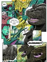 Godzilla: Kings and Brothers, Page #14 by kaijukid
