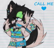 xXCall MeXx by Sam-the-wolf147