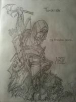Connor Kenway: Assassin's Creed III by Drawception