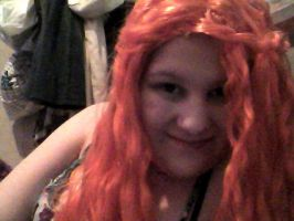 Autumn wig -more wavy- by my-sweet-madness