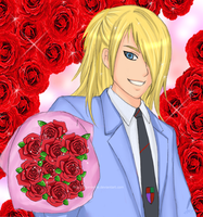 ::Deidara - I'll be your host:: by blumarine