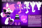 Dawn the Fox Official Reference by miraculous-melody