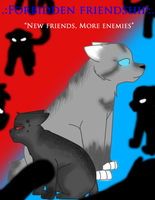 Forbidden Friends -cover- by wolfsam
