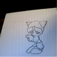 my practice drawing avatar sketch by symbolofsoul