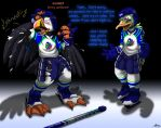 New Puffins Player - 4/6 by Pheagle-Adler