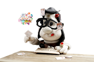 Mary and Max Render #1 by Aldaniwi