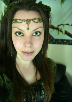 Forest Circlet 2 by NaviStock