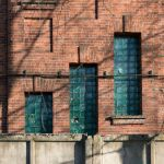 emerald in red bricks by Igor-Demidov