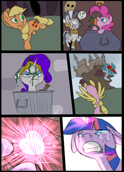 MLP Project 614 by Metal-Kitty