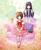 Card Captor Sakura Collab by driflooning