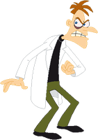 Dr. Heinz Doofenshmirtz by Blistinaorgin