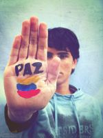 PAZ. by photography-cc