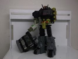 Custom Shockwaves Project update by forever-at-peace