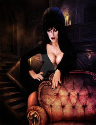 Elvira by KerriAnnCrau