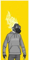 CAUTION...Hazardous Materials by cronobreaker