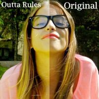 Outta Rules Effect Martina Stoessel by Annuchi-Editions