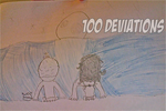 100 Deviations by OogaHooga