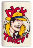 Dick Tracy by Insanemoe