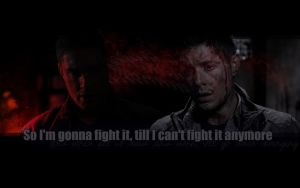 till I can't fight it anymore by lovestickmelody