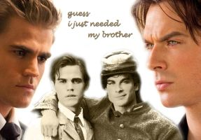 Stefan N Damon by reven94