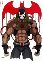 Bane by Vassago (Colored) by Reldin-pq