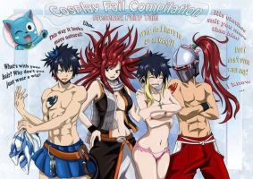 fairy tail (cosplay fail compilation) by Quantia13