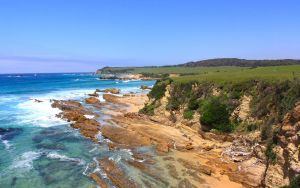 On the headlands of Narooma 10 by SxyfrG