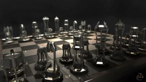 Modern Chess Design by Peet-B