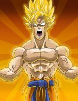 Goku!!! by Jougeroth
