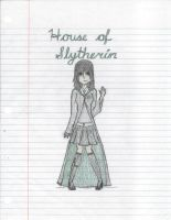 Slytherin by PrincesaNamine
