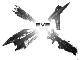 EVE online background by Insane-Randomness