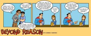 Beyond Reason: Superman by Kmadden2004
