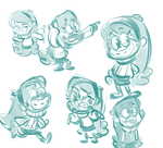 Mabel Sketches! by Tess-27