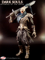 Artorias of the Abyss by ACCustomFiguresACCF