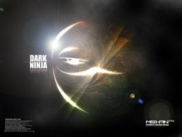 Dark Ninja by malshan