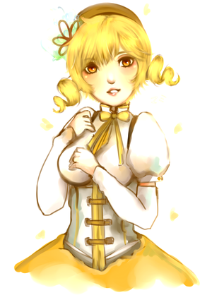 Mami Tomoe by Vi-vace