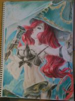 Miss Fortune-League of Legends by diuhbuabo123