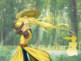 Yellow of the Viridian Forest by Aeirsus
