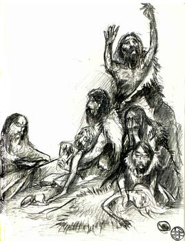 Neanderthal's last days - Our last hope is gone by Astanael